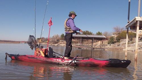 Jackson Cuda 14 on Lake Arligton | 3 | Texas kayak fishing ...