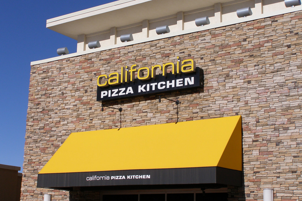 Retail California Pizza Kitchen Please Give Attribution To Flickr