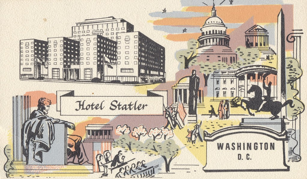 Hotel Statler - Washington, D.C.