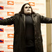 The Crow cosplayer