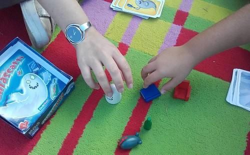 Solo i bambini dai riflessi fulminei possono giocare a #fantascatti! Fino alle 18 al parco di via Rossini. #concesio #apealparco #biblioconcesio