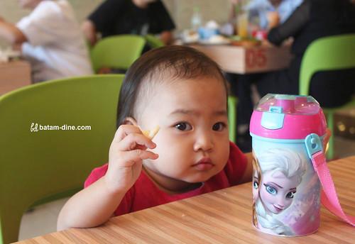 Little BD at Warung Pedas Mampus