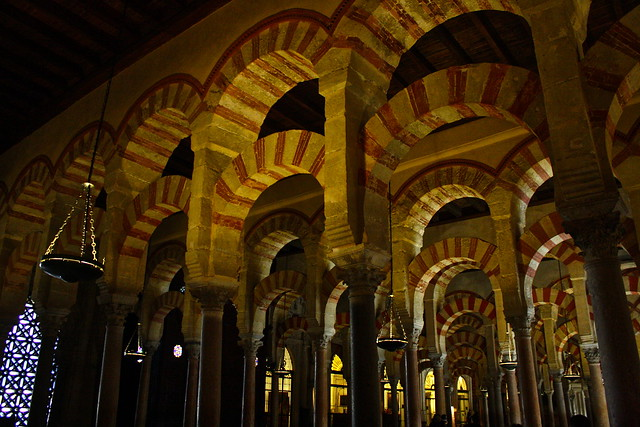 Mosque-Cathedral, Córdoba, Spain
