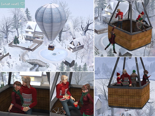{what next} Northern Lights Hot Air Balloon for SUYS | by WinterThorn