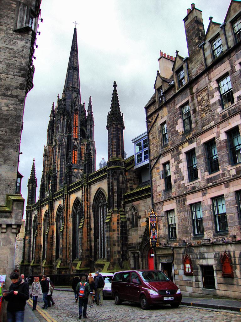 The Hub The Witchery The Royal Mile Edinburgh The