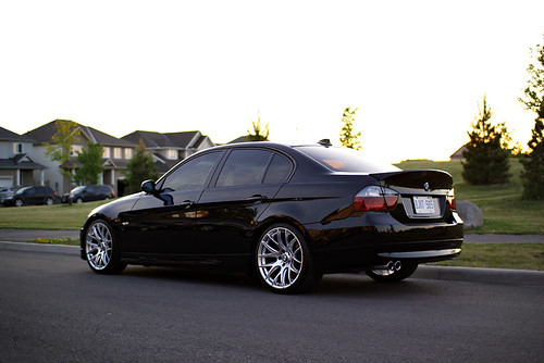 2006 Bmw 325i E90 19 Quot Miro 111 Wheels E90 Bmw 19