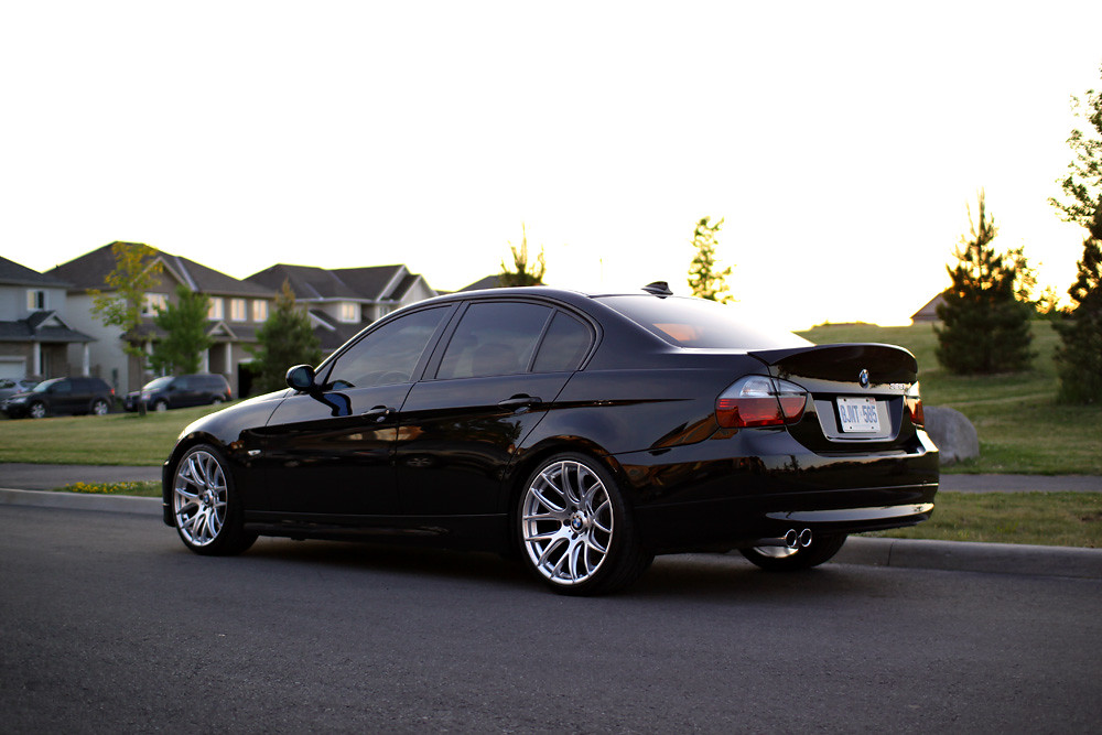 2006 bmw 325i e90 19 miro 111 wheels e90 bmw 19 mi flickr. Black Bedroom Furniture Sets. Home Design Ideas