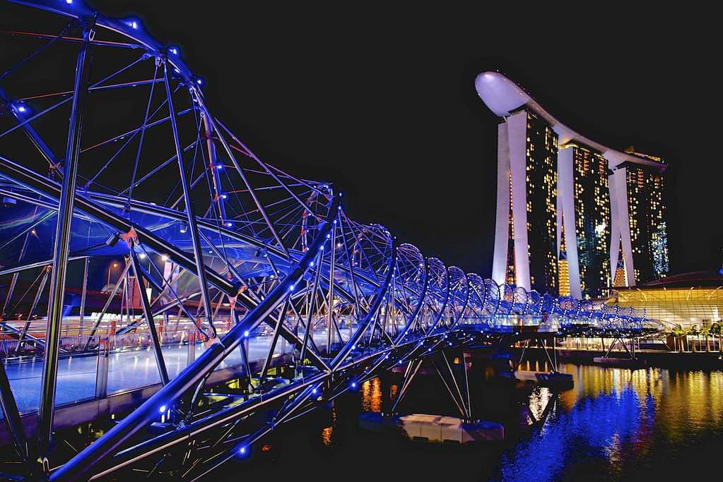 Helix bridge singapore im sure everyone who has for 3d wallpaper for home singapore