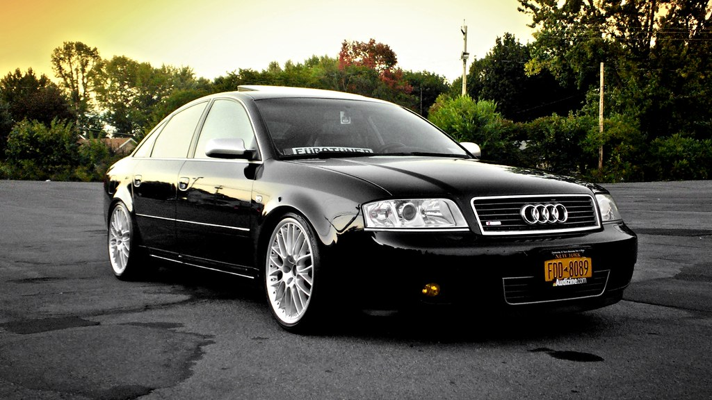 Audi A6 BBS RS861 | OEM C6 Audi A6 S line wheels (BBS ...