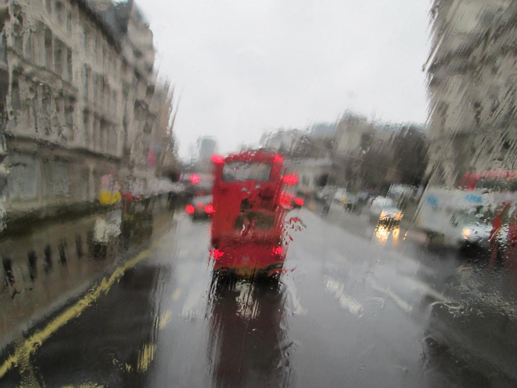 Rainy London Wallpaper Rainy Day in London Town