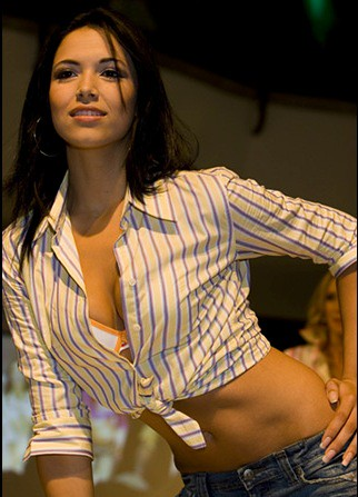 Costa Rican Woman