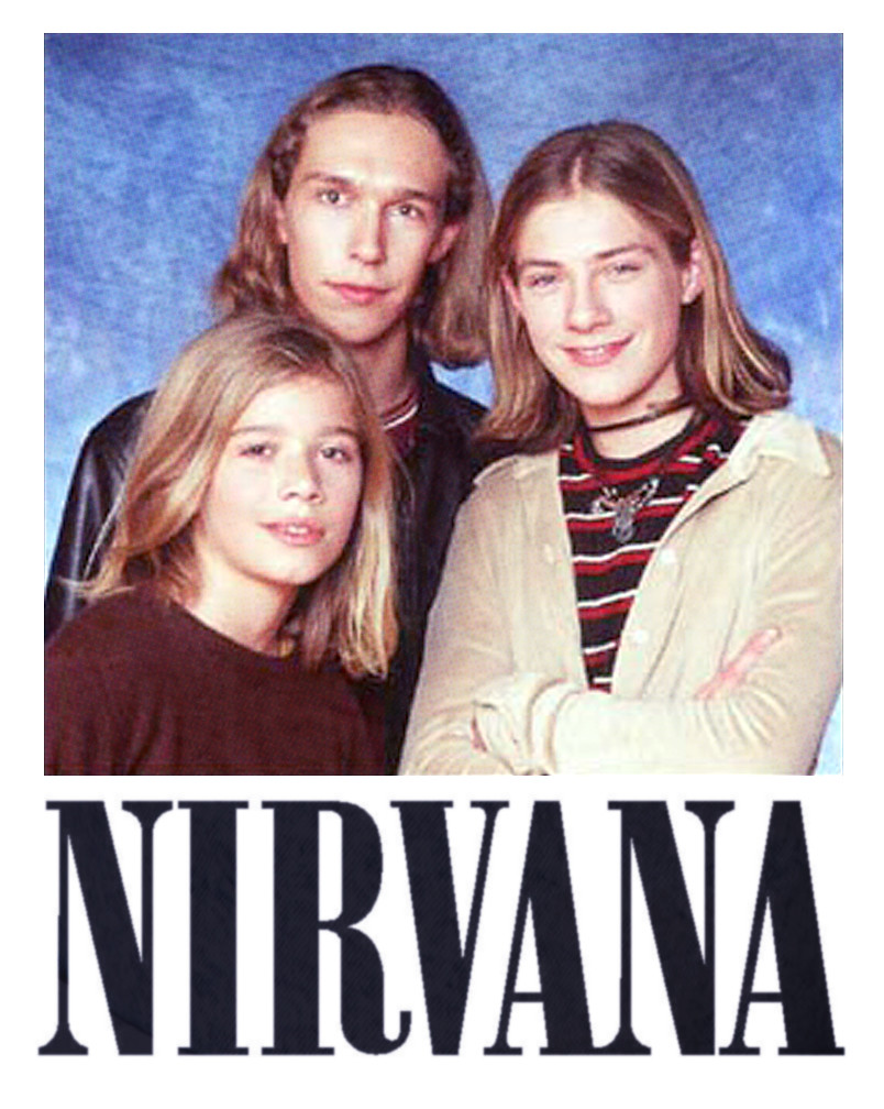 Nirvana Hanson Smells Like Pre Teen Spirit Brian