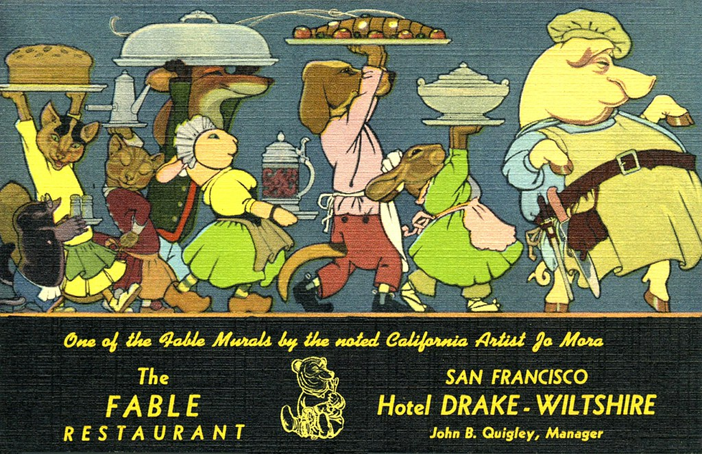 Hotel Drake-Wiltshire - San Francisco, California