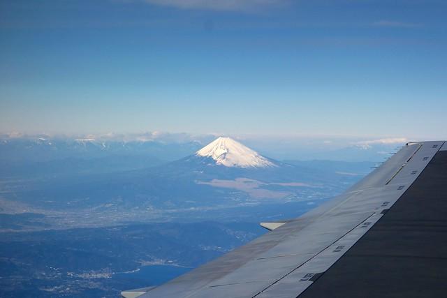 Mt Fuji Ring Of Fire