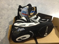 BNIBWT Gable Ultraflex wrestling shoes | size 7.5 fit a litt… | Flickr