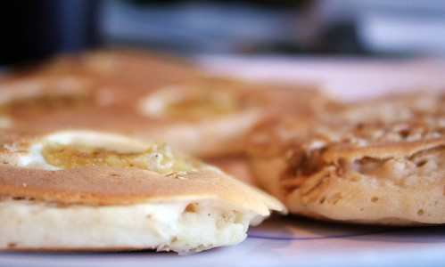 Banana Pancakes | by Lauren Finkel Photography