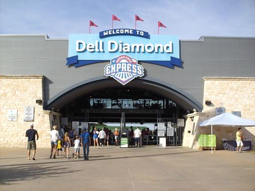 Surprising Dell Diamond In The Ballparks Creativecarmelina Interior Chair Design Creativecarmelinacom