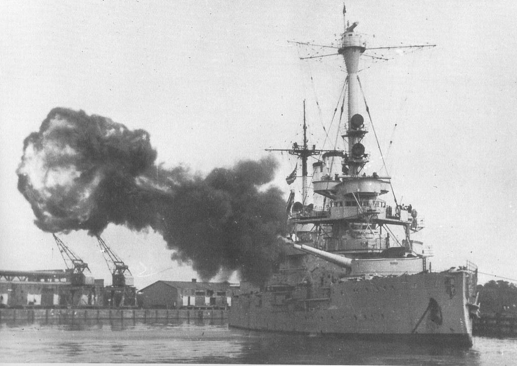 Schleswig-holstein Warship Schleswig Holstein | by