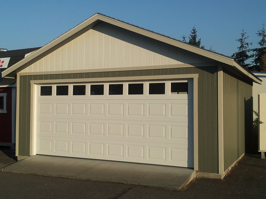 Pro garage 20x20 this pro garage looks great with a for 20x20 garage