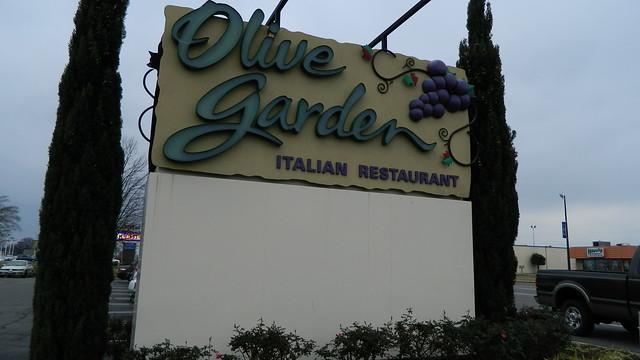 Olive Garden Sign Flickr Photo Sharing