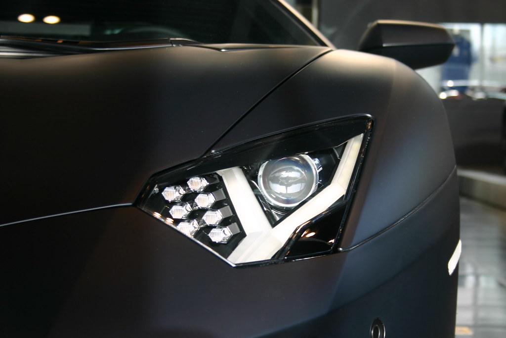 Aventador Headlight Lamborghini Aventador Lp700 4 Headligh Flickr