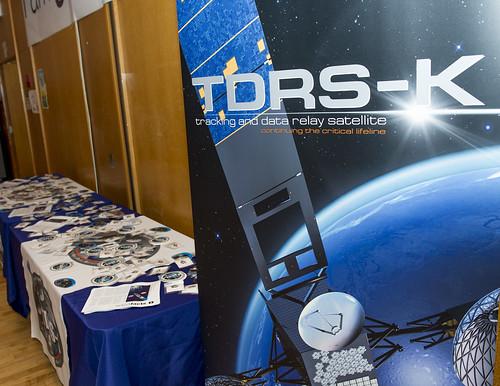 TDRS-K Launch   TDRS-K launch, John Hudiburg is the ...