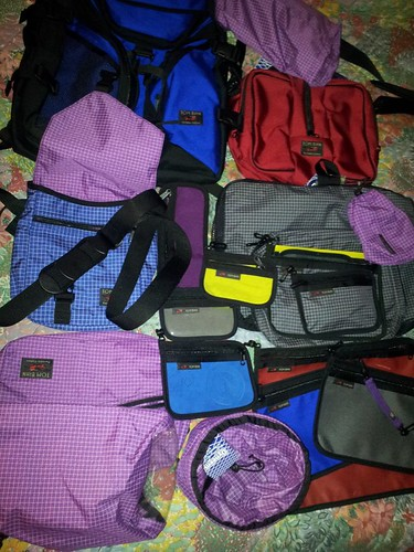Christian's TOM BIHN collection | by TOM BIHN