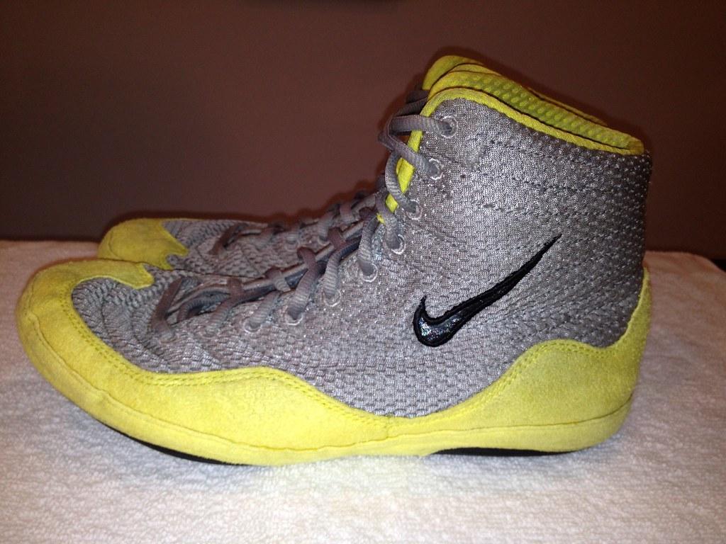 Wrestling Shoes Size