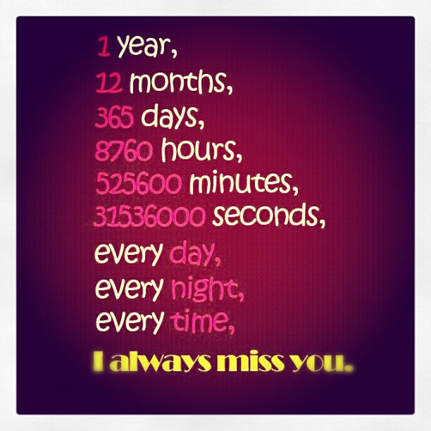 Sad I Miss You Quotes For Friends: I Always Miss You !!! #MissYou #Forever #IsANewDay #Mike