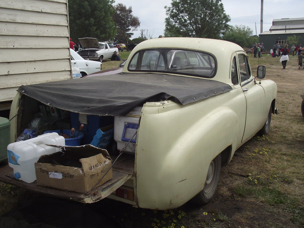 New Chevy Truck >> 1949 Chevrolet Coupe Ute | Very nice 1949 Chevy Coupe Ute ...