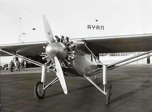 Ryan, Spirit of St. Louis | by San Diego Air & Space Museum Archives