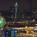 Needle, QA Tower, Seattle Wheel