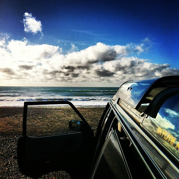 Te Horo Beach, New Zealand