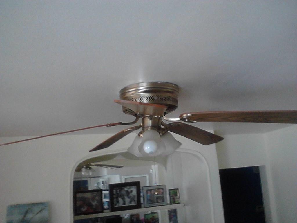 1997 Heritage Alexis 52 Ceiling Fan