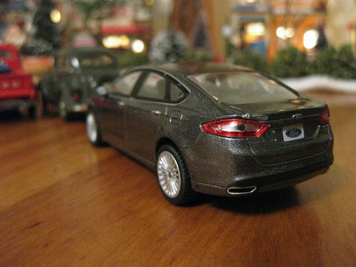 2013 Ford Fusion By Greenlight This Recent Arrival Was