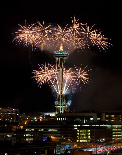Seattle New Year 2013 | by Fresnatic