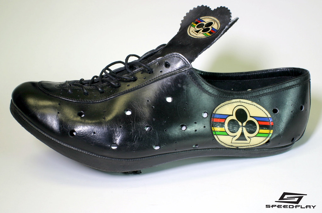 Colnago Aerodinamica Cx1 Cycling Shoes 1970s Italy These H Flickr