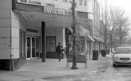 Wilmette Theater (Leica M4-P + Summitar 50mm f2) | by Fogel's Focus