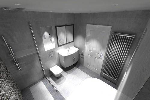 Compact Bathroom Design A Compact Design Enabling Bot A La Flickr