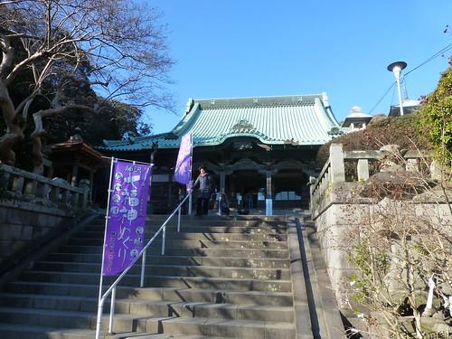龍口寺 - 本堂