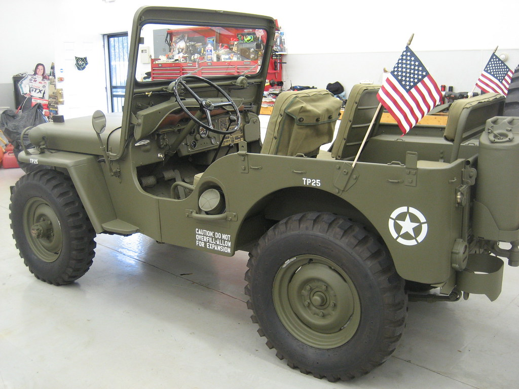1952 Cj3a Willys Jeep 1952 Cj3a Willys Jeep Submitted By