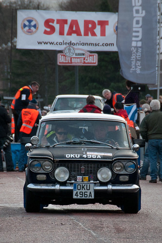 16th rallye monte carlo historique 2013 fiat 1500 oku 49 flickr. Black Bedroom Furniture Sets. Home Design Ideas