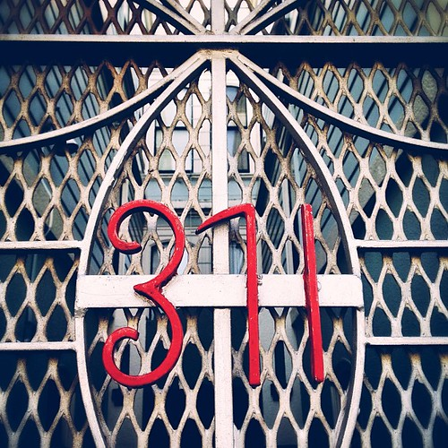 371. #numbers #type #typography | by thisisstar