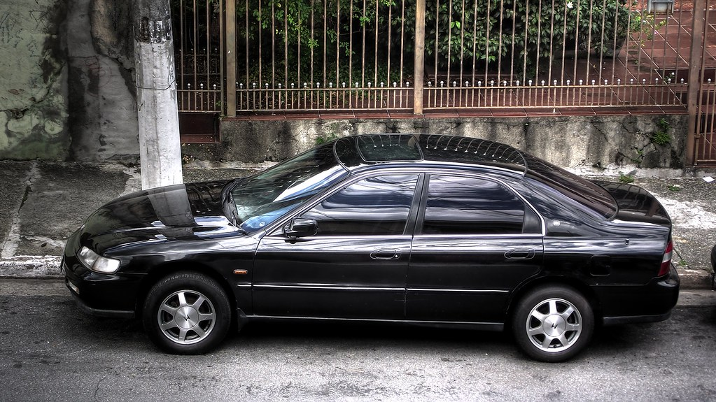 New Honda Accord Sedan >> Honda Accord EX sedan 95 | ConstrutorHonda Produção1994-1997… | Flickr