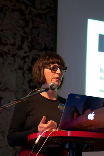 CMTO with Nora Young | by CreativeMornings/Toronto