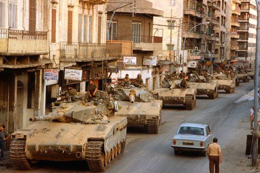טנק מרכבה ככה צהל שיקר לחיילים ושלח אותם למותם בלבנון  28974819374_e3c3785dbf_b