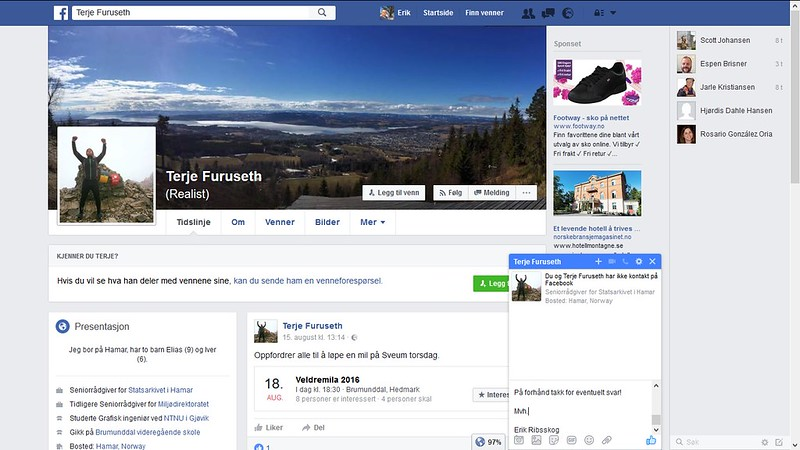 furuseth facebook