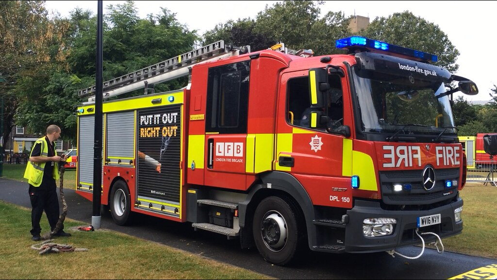 Brand New Lfb Appliance Here We Can See One Of The
