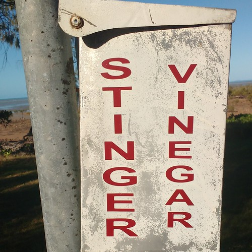 stinger vinegar, clairview, qld | by bilateral