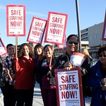 Antelope Valley Hospital Nurses Rally to Illuminate Need for Safe Staffing